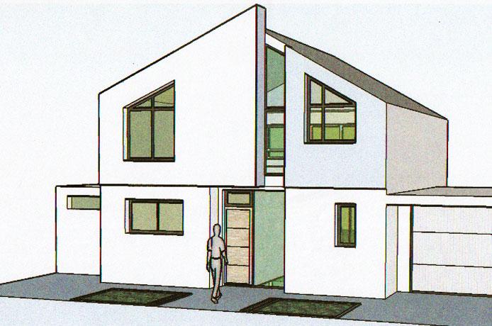 Heinz schnitzler architekt dipl ing for Architekt planung